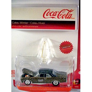 Johnny Lightning Coca-Cola 2008 Automents Series - 1967 Chevrolet Chevelle SS-396