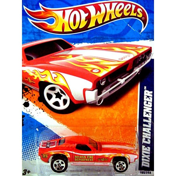 Superb Hot Wheels   Dodge Challenger Muscle Car   Dixie Challenger