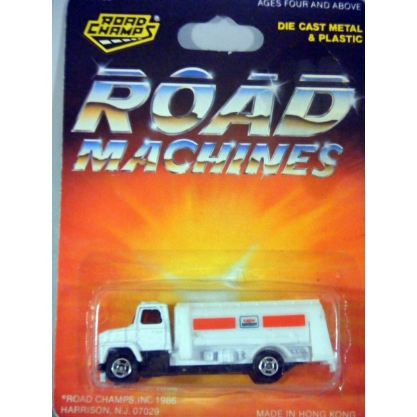 Road Champs Road Machines Series