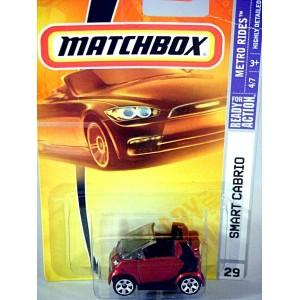 Matchbox - Smart Car Cabriolet