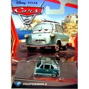 Disney Cars Series 2 Professor Z Zundapp Global