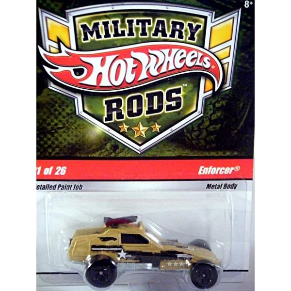 Ford Explorer Models >> Hot Wheels Military Rods - Dune Buggy - Enforcer - Global ...
