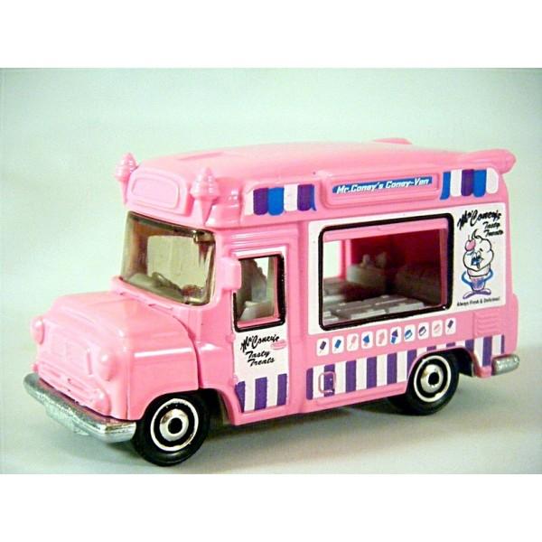 Good Matchbox Ice Cream Truck
