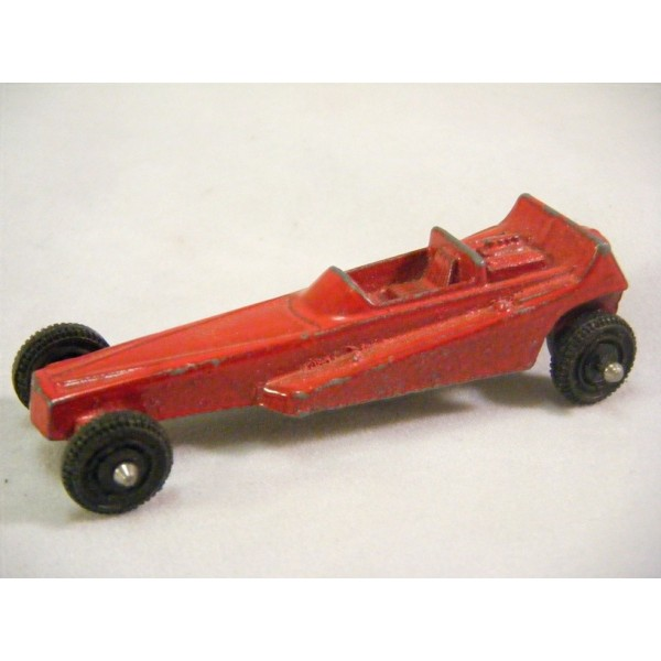 TootsieToy Midget Series - 1970's Rail Dragster - NHRA