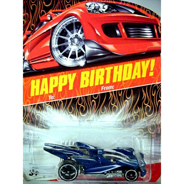 Hot Wheels Happy Birthday Series R2 02 Custom Global