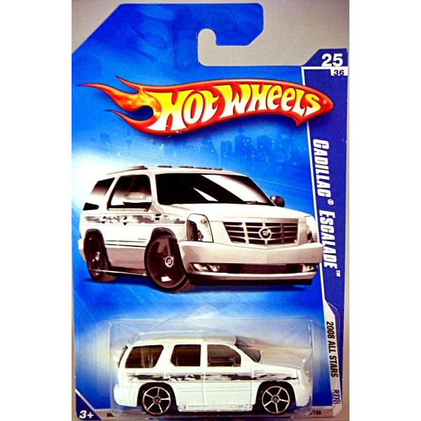 Chevy Suv Models >> Hot Wheels - Cadillac Escalade SUV - Global Diecast Direct