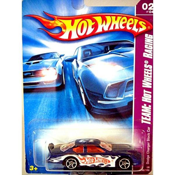 Hot Wheels Hw Racing Dodge Charger Nascar Stock Car Global