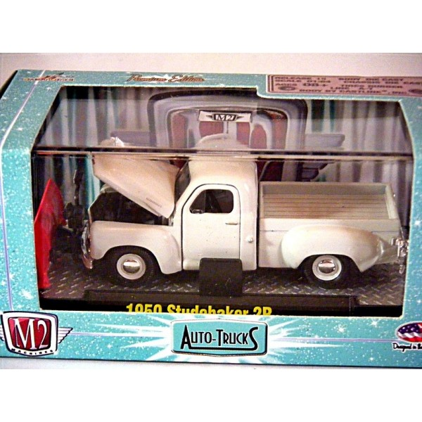 Dodge Pickup Trucks >> M2 Machines - Auto Trucks - 1950 Studebaker 2R Pickup ...