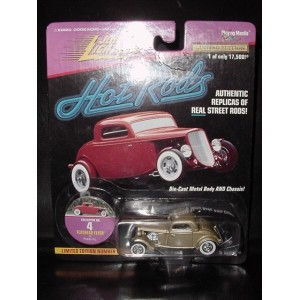 Johnny Lightning Ford Flathead Flyer Hot Rod