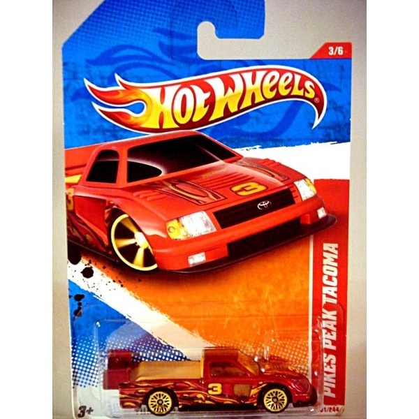 HOT WHEELS TOYOTA COLLECTION