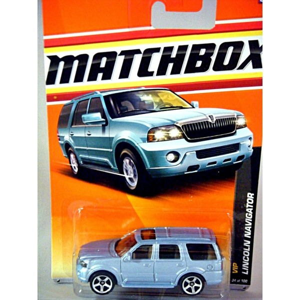 Matchbox Lincoln Navigator SUV - Global Diecast Direct