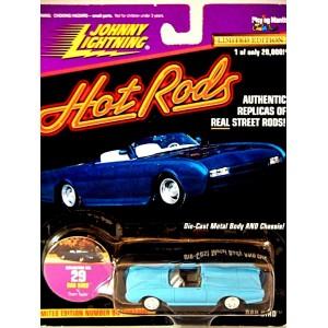 Johnny Lightning 1962 Ford Thunderbird Custom