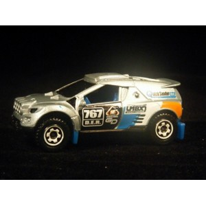 Matchbox Quicksander 4x4 Off Road Race Truck