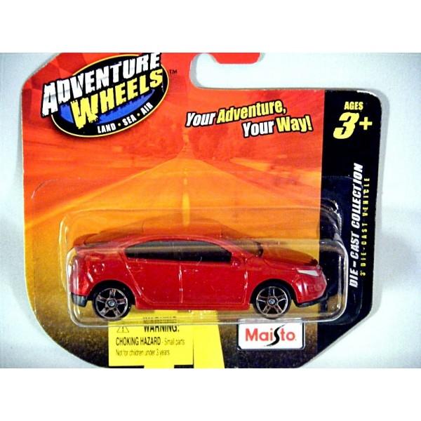 Maisto Adventure Wheels Chevy Volt Ev Global Diecast
