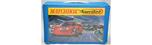 Matchbox Vintage Collector Cases