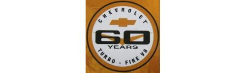 Chevrolet - 60th Anniversary - Turbo-Fire V8