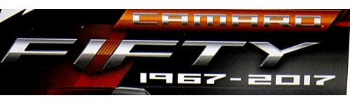 Camaro Fifty -1967-2017