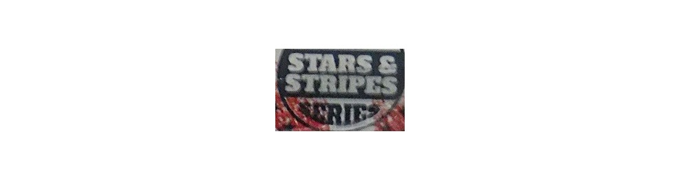 50th Anniversary Stars and Stripes Series