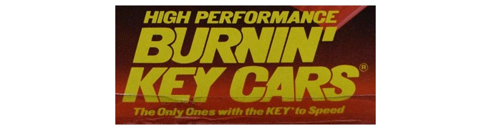 Burnin' Key Cars