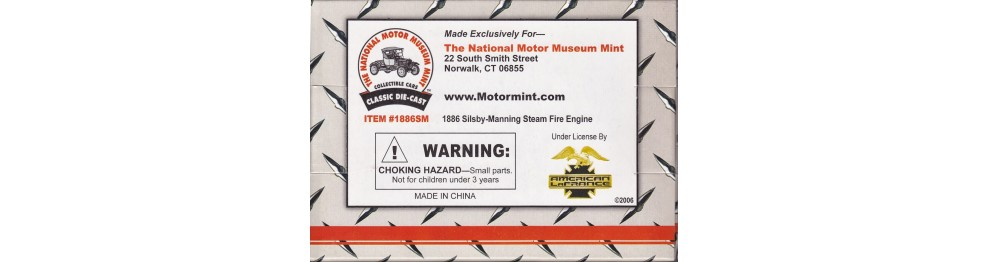 National Motor Museum Mint