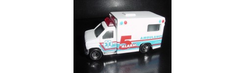 EMT Vehicles / Ambulances