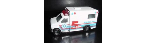 EMT Vehicles / Ambulances