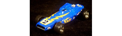 Indy / Formula 1 / Open Wheel Racers