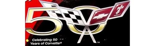 Corvette - 50th Anniversary