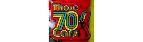 Those 70's Cars