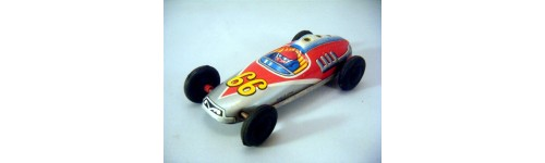 Tin Toys - Postwar Japan