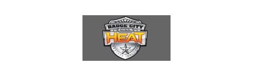 Badge City Heat
