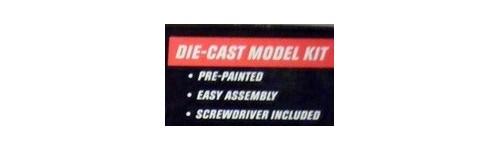 Diecast Model Kits